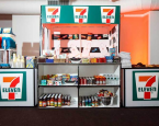 7-11 food station