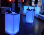 LED High Top Tables