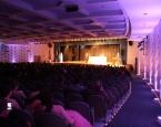 up lighting in school auditorium