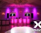 Dance Floor Spot Lighting