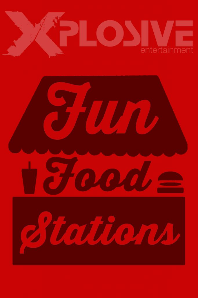 fun food stations red